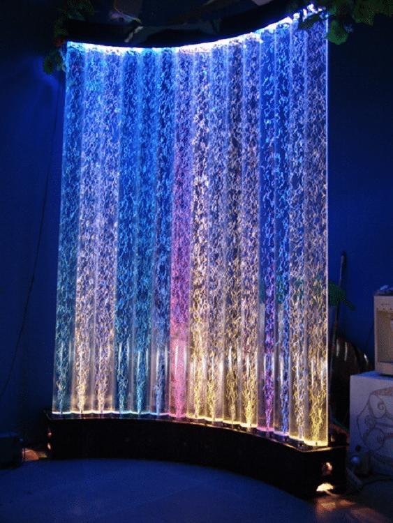 Bellagio Designer Water Feature Bubble Fountain Fandango